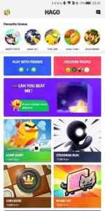 aplikasi hago untuk android