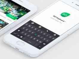 aplikasi go keyboard terbaik dan terpopuler untuk hp android