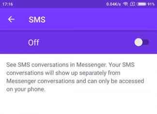 cara agar sms tidak masuk ke messenger terbaru