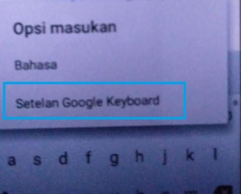 cara atasi untuk melanjutkan masuk dengan akun google yang sebelumnya