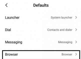 cara ganti browser default xiaomi terbaru