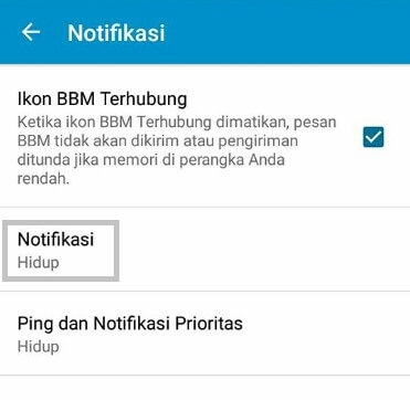 cara ganti nada dering bbm tanpa aplikasi android