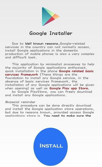 cara install google playstore di hp xiaomi terbaru