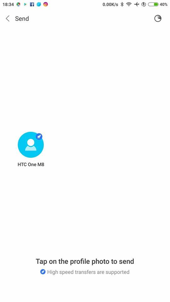 cara kirim file game android via mi drop