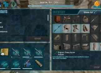 cara membuat tranq arrow di ark mobile terbaru