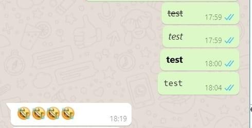 Cara Membuat Tulisan Unik Di Whatsapp Tanpa Aplikasi Terbaru Maret 2021