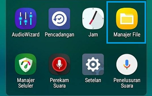 cara memindahkan file internal ke eksternal sd card android