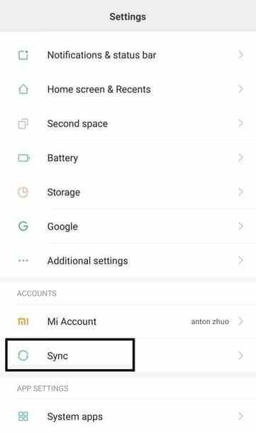 cara menambahkan akun email yahoo di android xiaomi