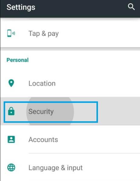 cara mengaktifkan sumber tidak dikenal hp android terbaru