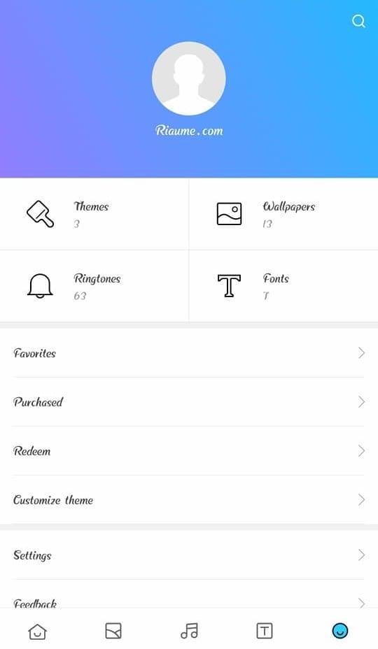 cara mengganti font pada hp xiaomi miui 9 tanpa root dan aplikasi tambahan
