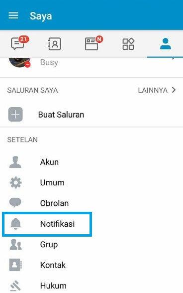 cara mengganti nada dering bbm android tanpa aplikasi
