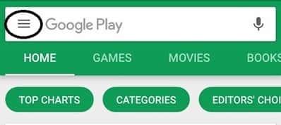 cara menghilangkan notifikasi update aplikasi terbaru di playstore android
