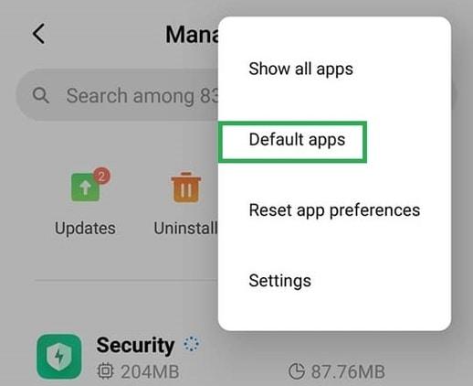 cara mudah ganti browser default pada hp xiaomi