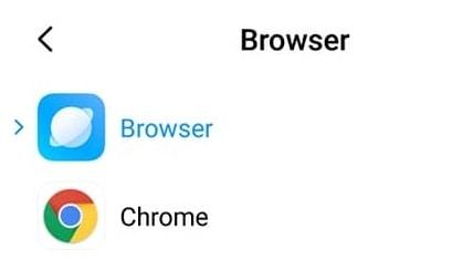 cara mudah ganti browser default xiaomi terbaru