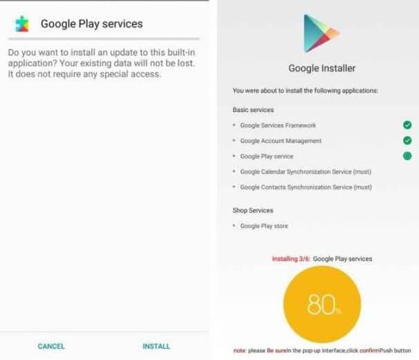 cara mudah install google playstore di hp xiaomi terbaru installer