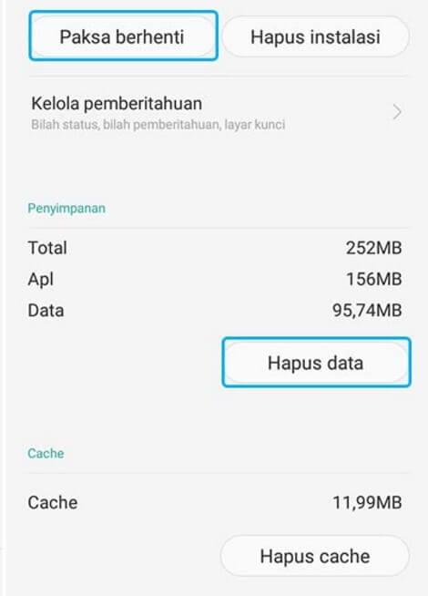 Cara Mengatasi Aplikasi Sering Terhenti Pada Android Terbaru Juli 2021