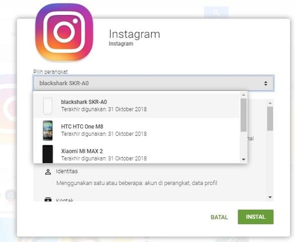 cara mudah perintah install aplikasi di ponsel android via komputer atau laptop terbaru