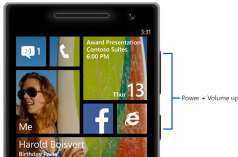 cara screenshot microsoft lumia all seri terbaru