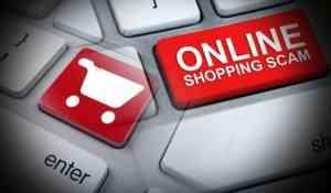 contoh modus penipuan online shop bea cukai dan polisi