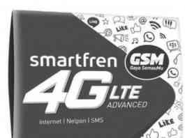 daftar smartphone gsm yang mendukung jaringan 4g lte smartfren terbaru