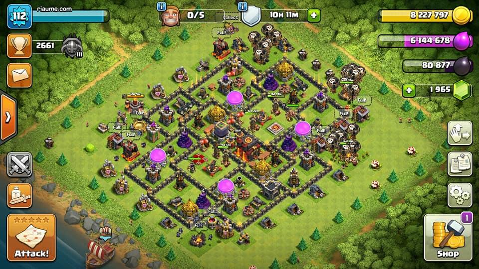 desain base th 9 anti 3 star farming riaume com
