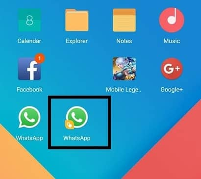 dual whatsapp di hp android xiaomi