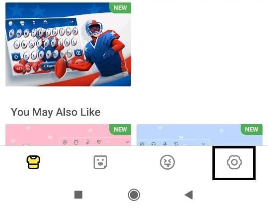 hilangkan kamus getar dan suara facemoji keyboard for xiaomi