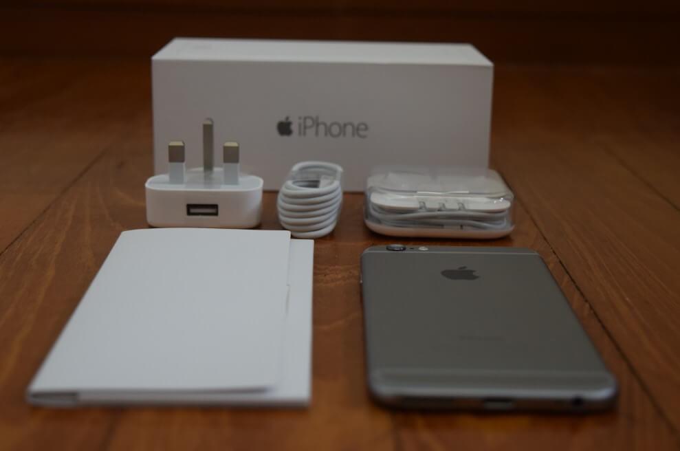 perbedaan dan jenis-jenis apple iphone 6 plus