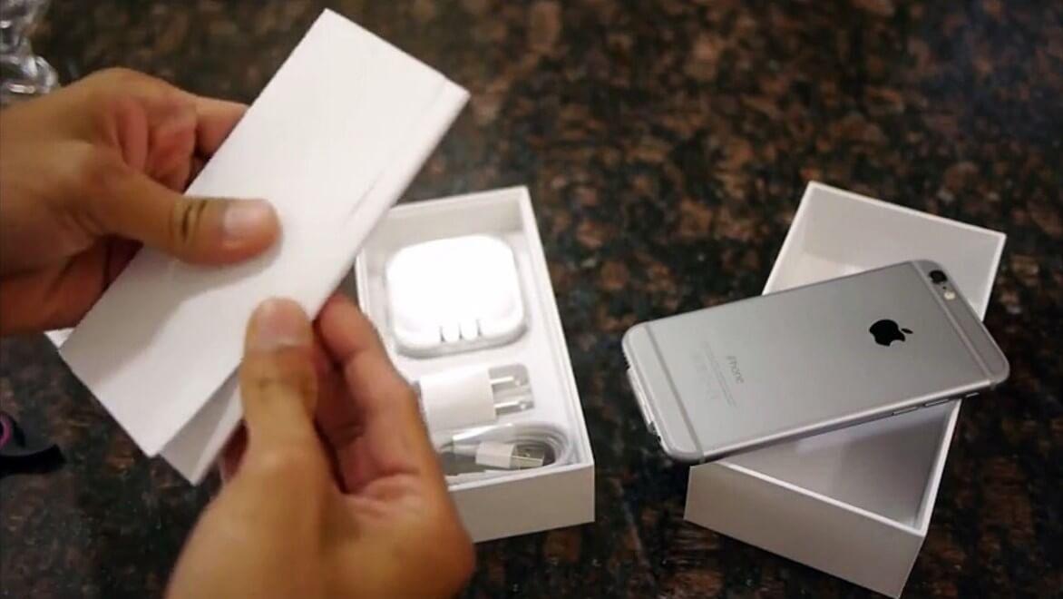 jenis-jenis apple iphone 6