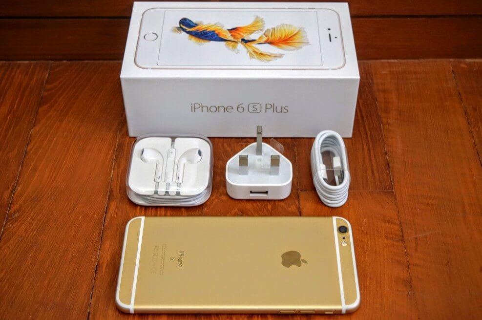 perbedaan dan jenis-jenis apple iphone 6s plus