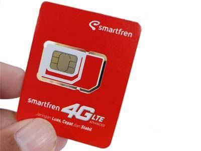 kartu perdana smartfren 4g lte bisa dipakai di hp gsm