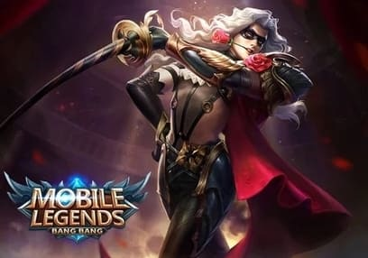 lancelot hero mobile legends untk push ranks solo terbaik