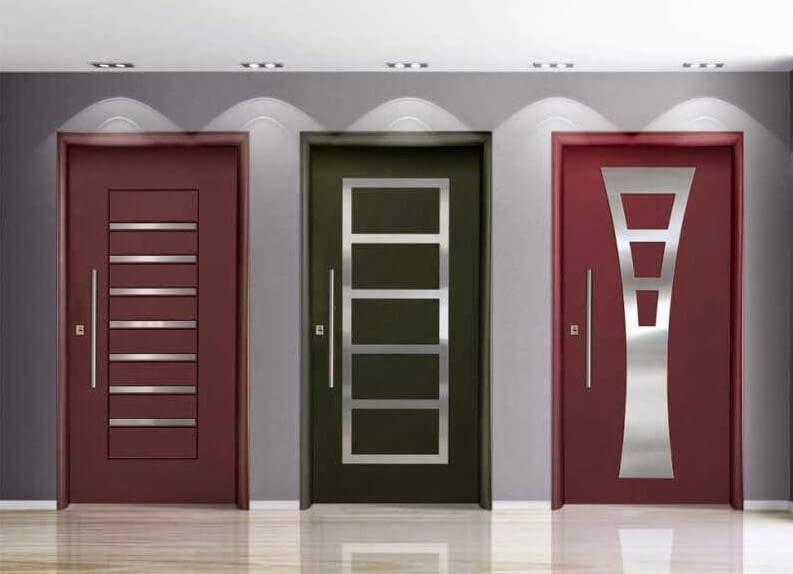 Pintu Kamar Tidur Aluminium Minimalis Yang Banyak Di Cari!