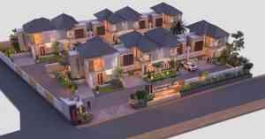 perbedaan perumahan cluster non subsidi dan subsidi terbaru