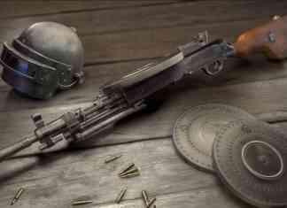 senjata pubg mobile terbaik untuk pemula