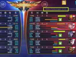 tips cara menang terus main di rank mobile legend terbaru