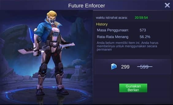 trik belii skin mobile legend murah terbaru legal
