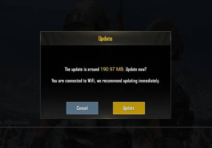 update pubg mobile path 0.10.5 terbaru