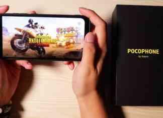 xiaomi Pocophone F1 smartphone gaming termurah
